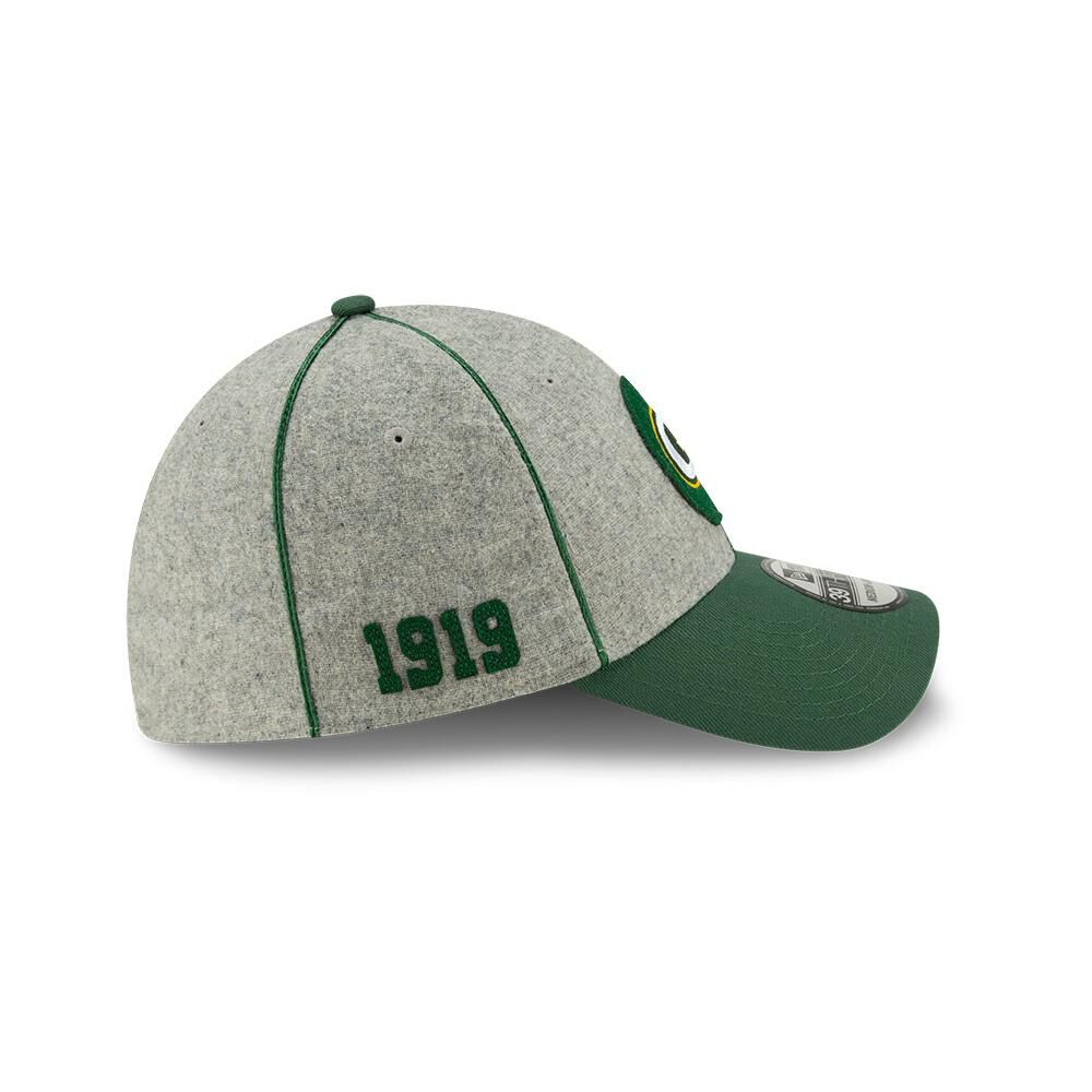 Jockey New Era 3930 Green Bay Packers image number 6.0