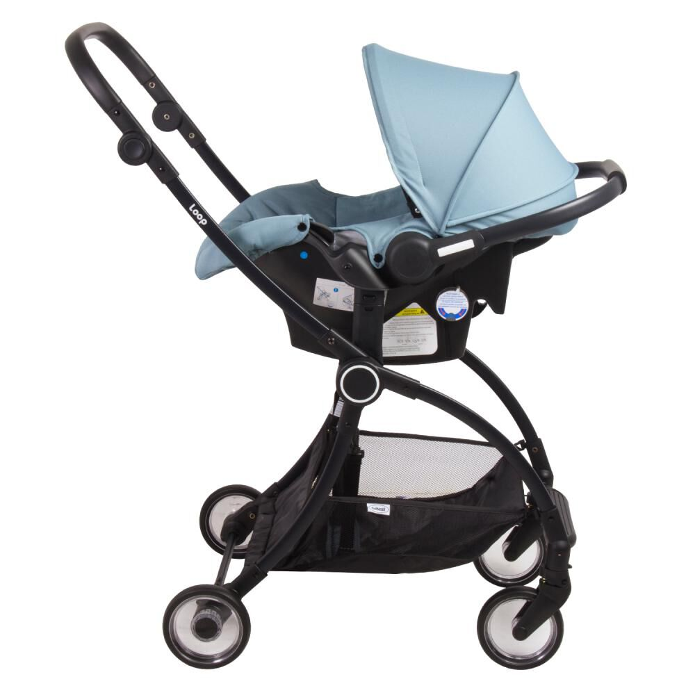 Coche Travel System Bebesit 524 image number 2.0
