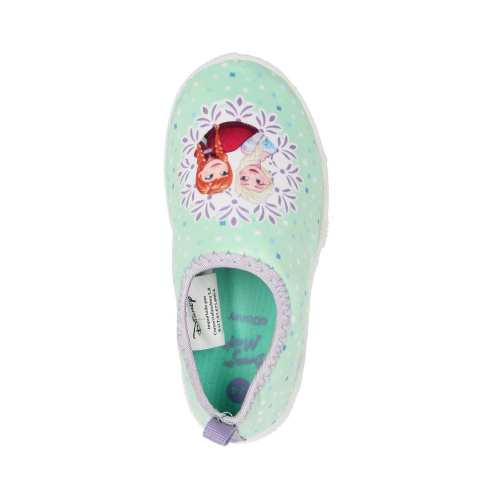 Zapatilla de Agua Niña Disney image number 3.0