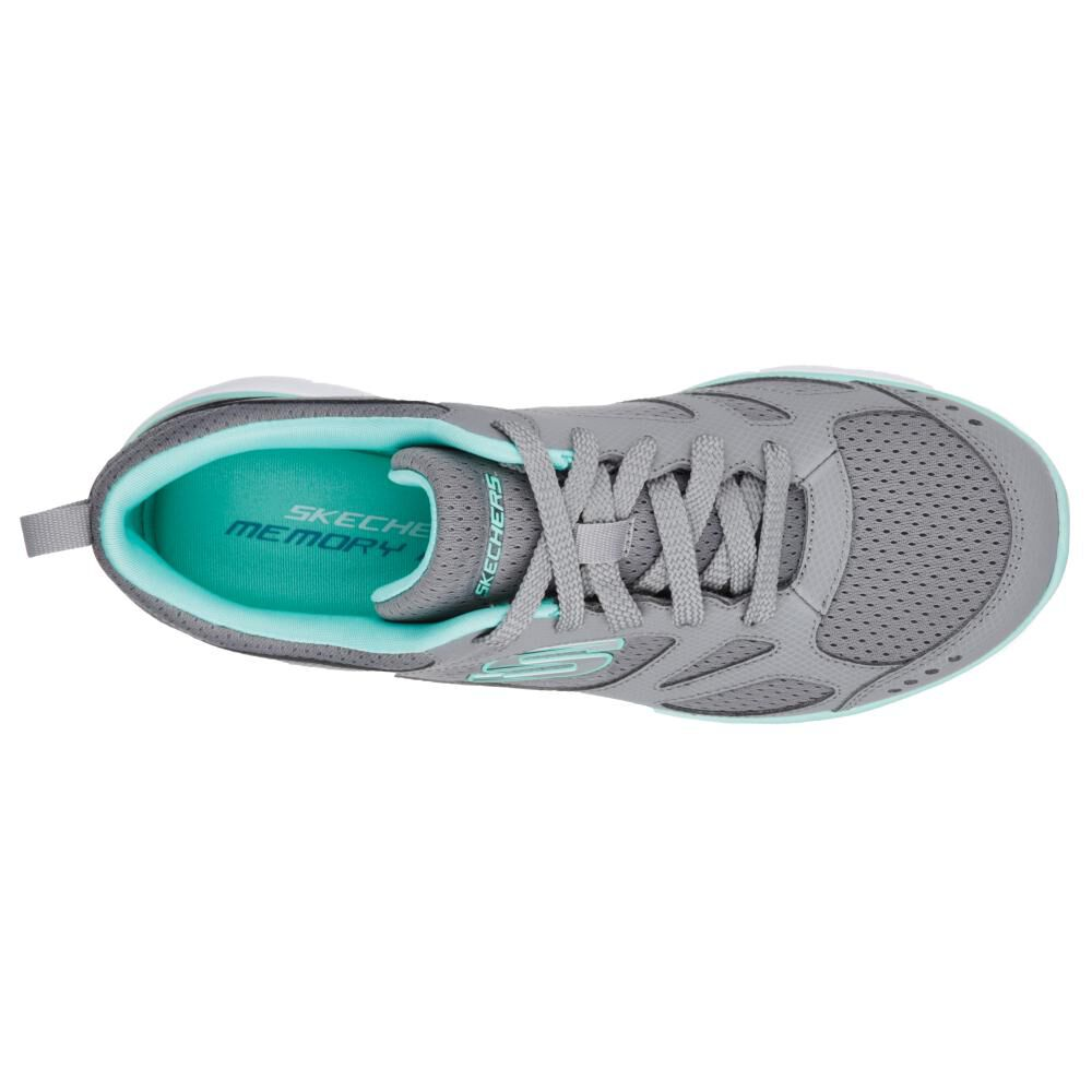 Zapatilla Running Mujer Skechers Summits-suited image number 3.0