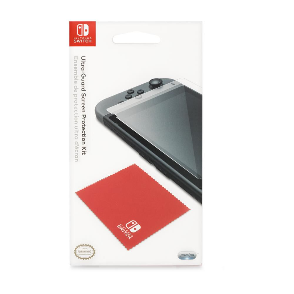 Cubre Pantalla Nintendo  Nsw Official Screen Protect Kit image number 0.0
