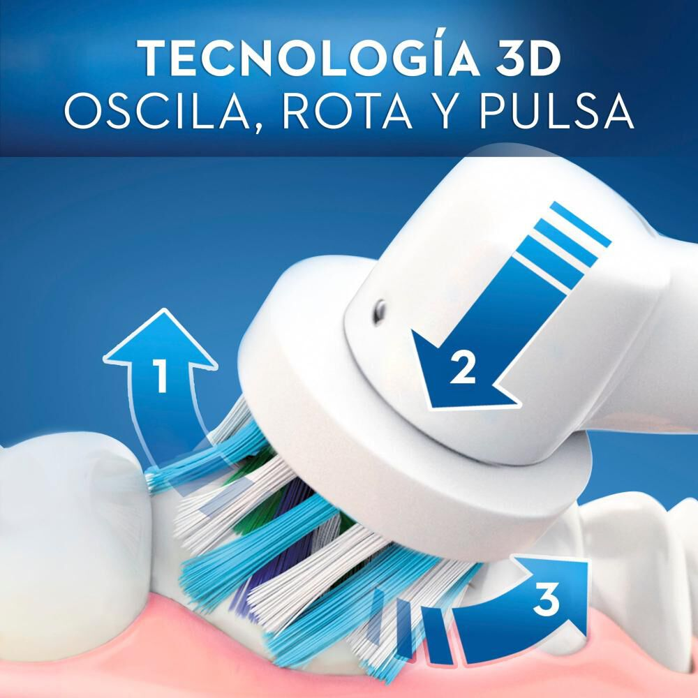 Cepillo De Dientes  Oral-B Care 500 image number 3.0