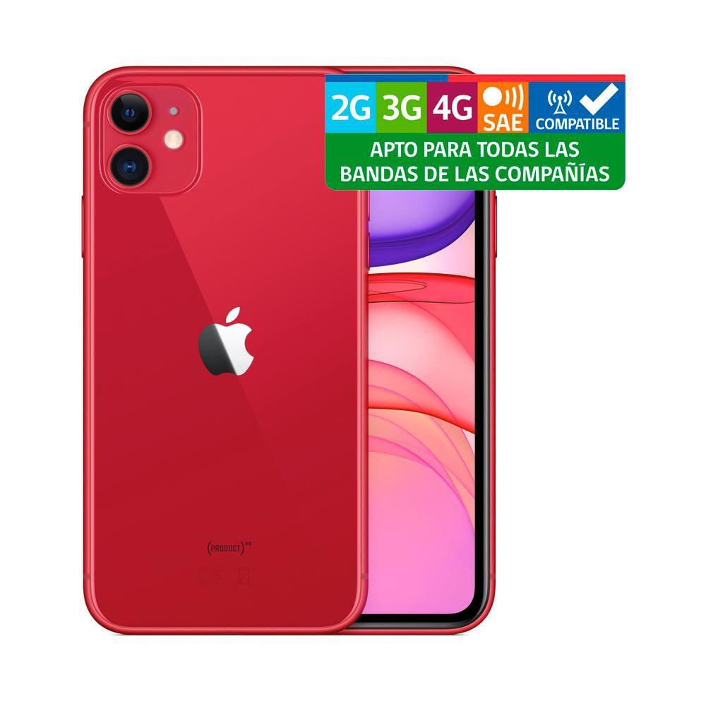 Smartphone Apple Iphone 11 Reacondicionado / 128 Gb / Liberado image number 2.0