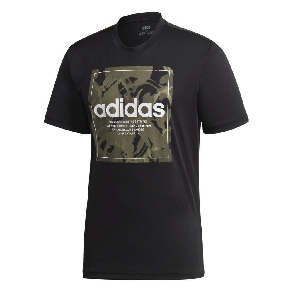 Polera Hombre Adidas Camouflage Box image number 7.0