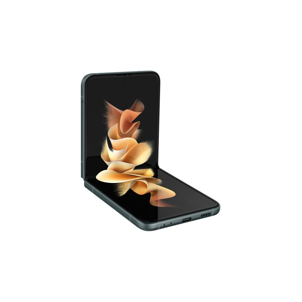 Smartphone Samsung Galaxy Z Flip 3 Verde / 128 Gb / Liberado image number 1.0