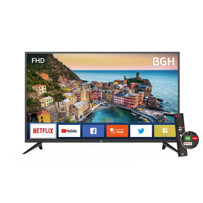 "Led BGH B4319FK5IC / 43"" / Full HD / Smart Tv"