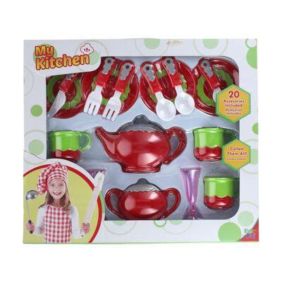 Juego De Rol De Cocina Hitoys My Kitchen