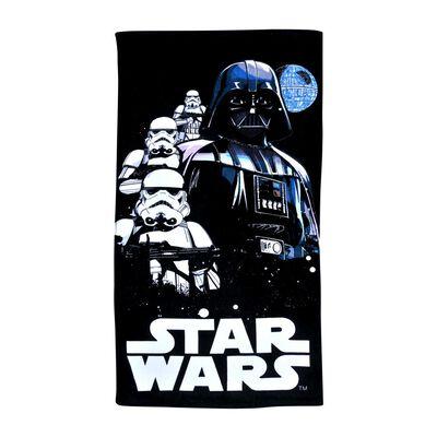 Toalla Playa Star Wars Death 70x140