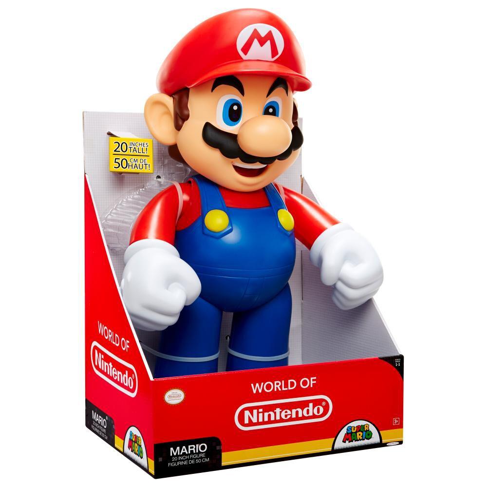 Figura Coleccionable Nintendo Figura Grande Super Mario image number 1.0