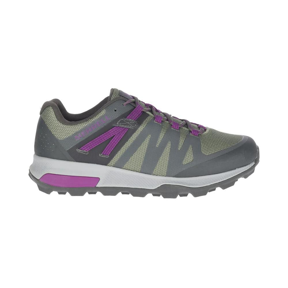 Zapatilla Outdoor Mujer Merrell Zion Fst image number 1.0