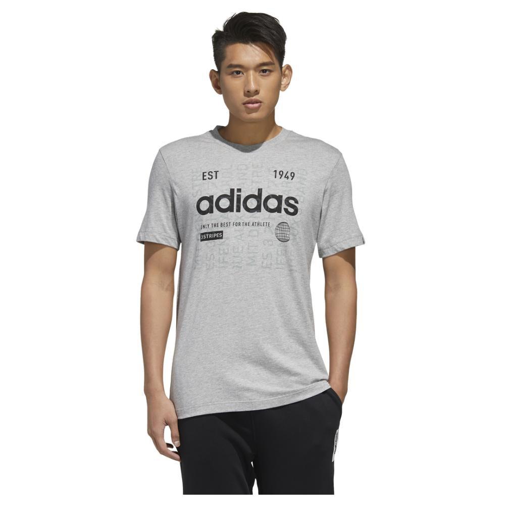 Camiseta Adi International Hombre Adidas image number 0.0
