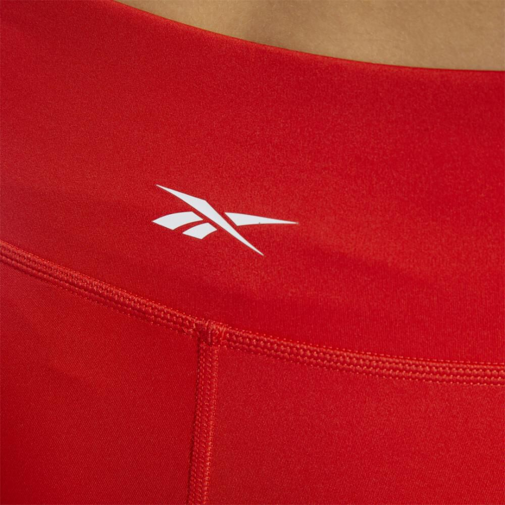 Calza Mujer Reebok Workout Ready Vector Logo Tight image number 3.0