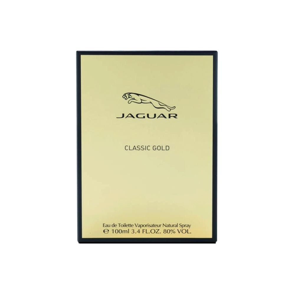 Perfume Hombre Classic Gold Jaguar / 100 Ml / Eau De Toillete image number 2.0