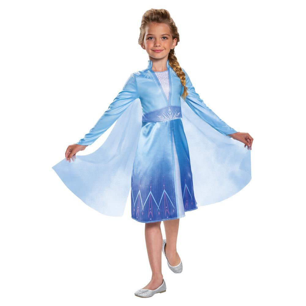 Disfraz Para Niña Frozen Elsa image number 0.0