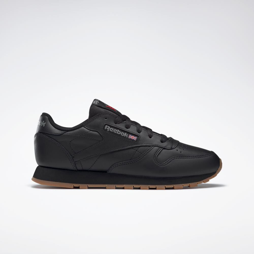 Zapatilla Running Mujer Reebok Classic Leather image number 1.0
