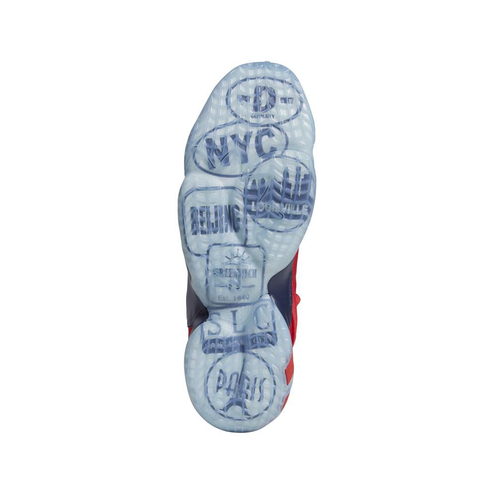 Zapatilla Basketball Hombre Adidas D.o.n. Issue 2 image number 3.0