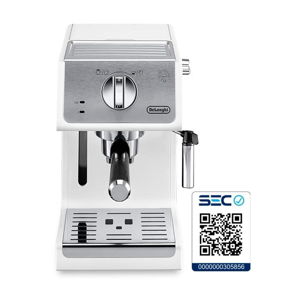 Cafetera De Longhi Active Line Ecp 33.21 / 1,2 Litros image number 4.0