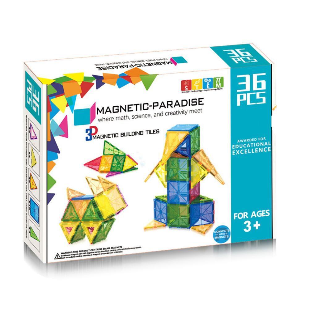 Puzzle Magnetics Z21807-3 image number 0.0