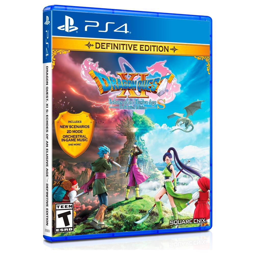 Videojuego Sony Dragon Quest Xi: Echoes Of An Elusive Age image number 1.0