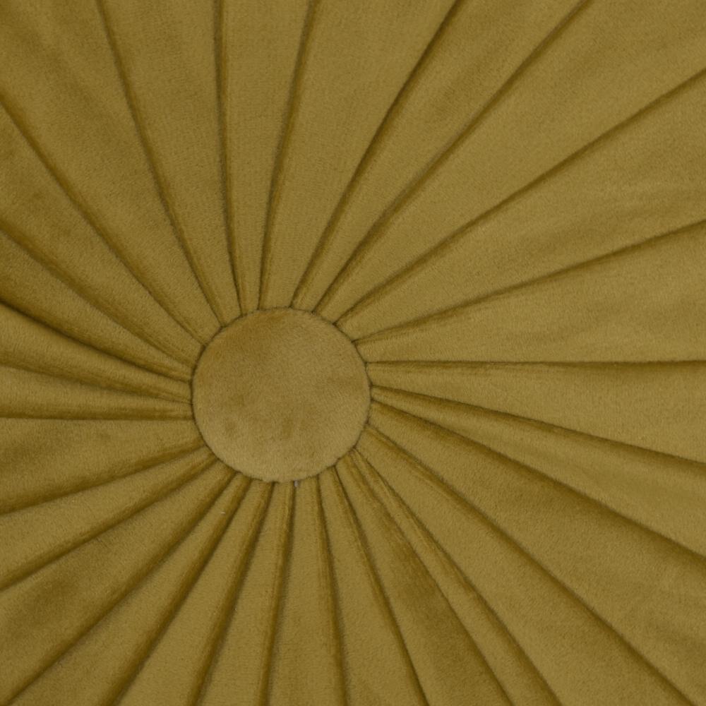 Cojín Sohome By Fabrics Capitone Redondo image number 1.0
