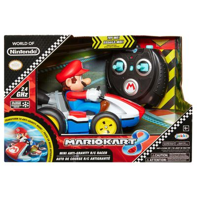 Auto Radiocontrolado Nintendo Super Mario