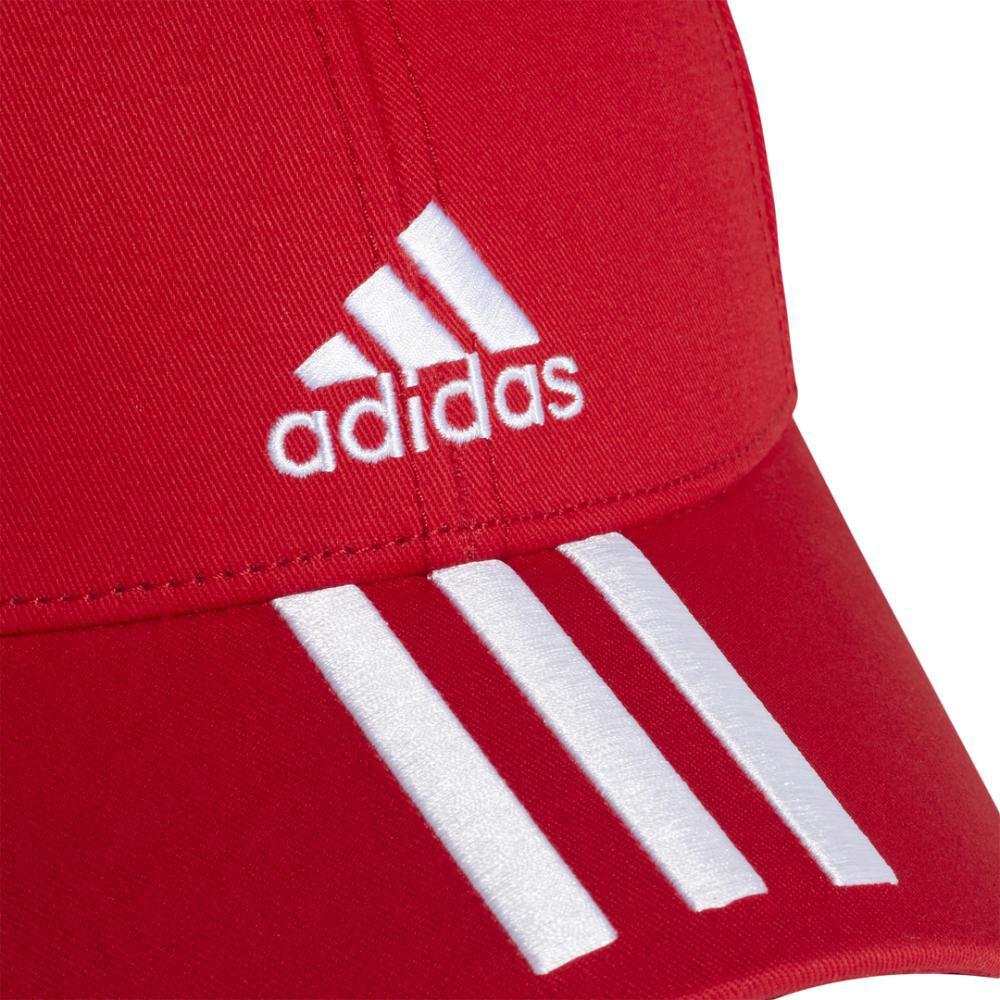 Jockey Adidas Baseball 3 Stripes Cap Cotton Twill image number 5.0
