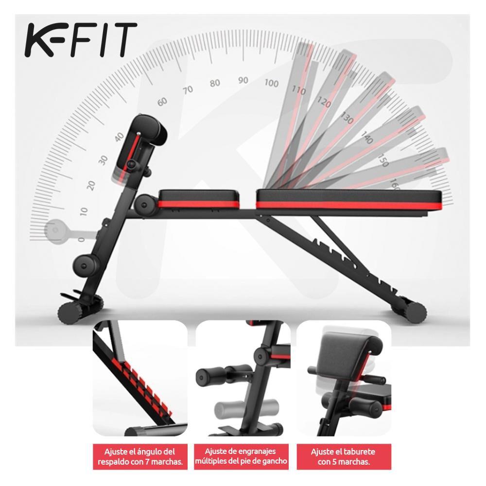Home Gym Banco De Ejercicios K-fit R6012 image number 3.0