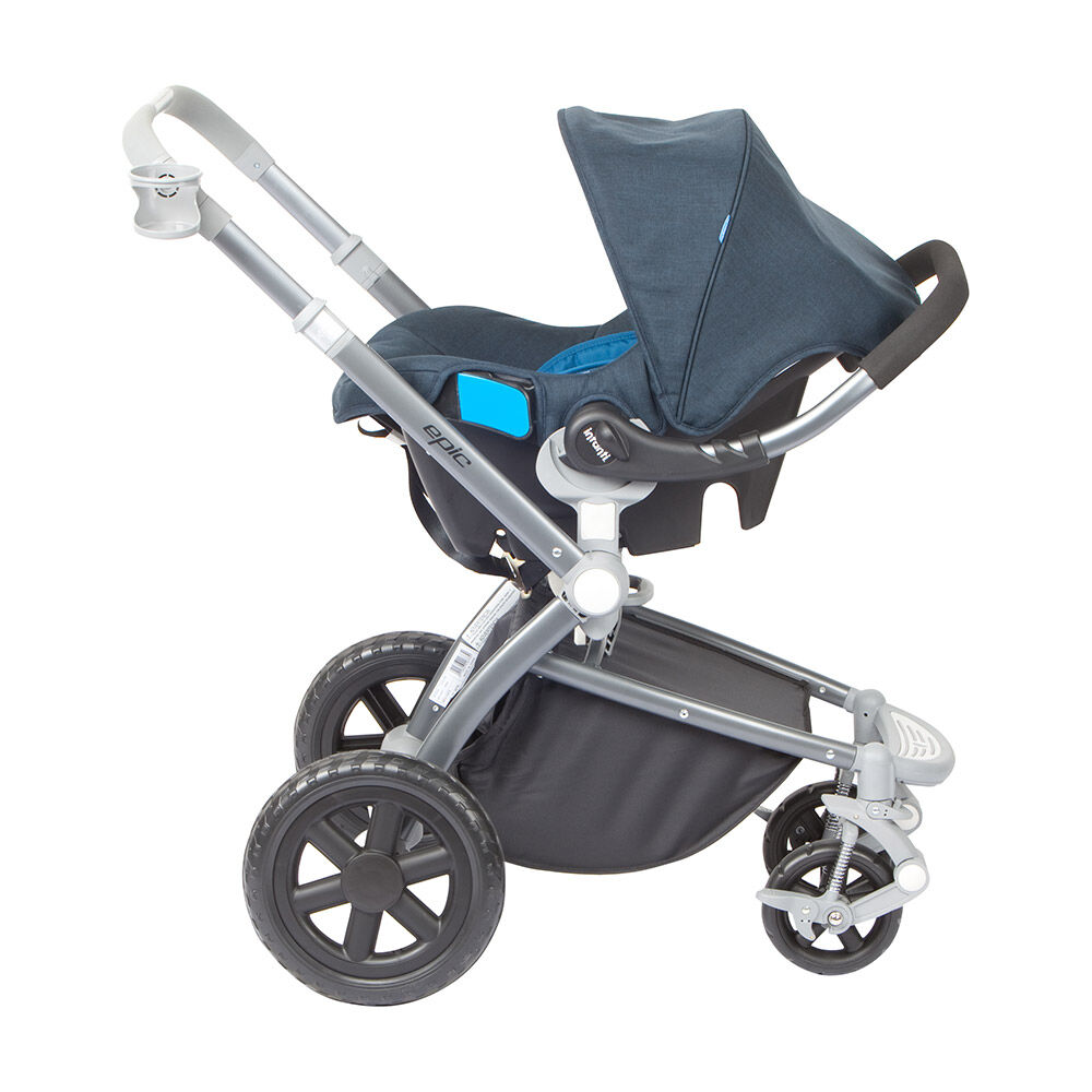 Coche Travel System Infanti Epic 4G Midnight image number 2.0