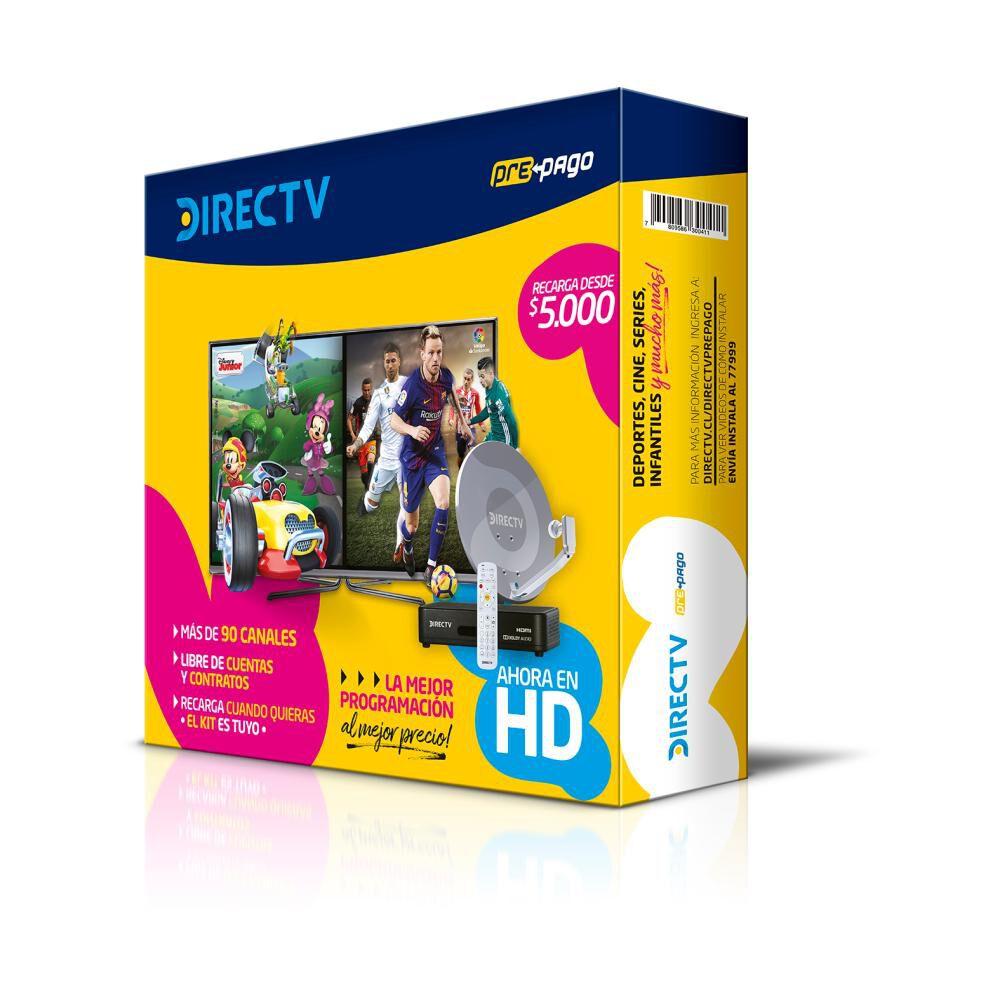Kit Prepago Hd Direct Tv image number 1.0