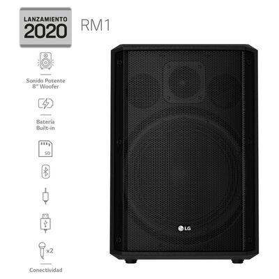 Minicomponente Karaoke LG RM1 2020