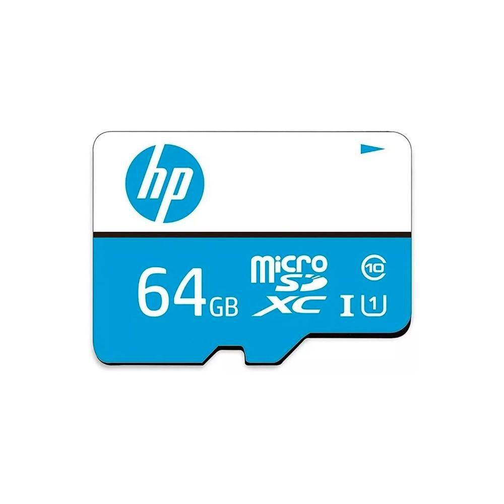 Tarjeta Micro Sd Hp Fd236w-64p / 64 Gb image number 0.0