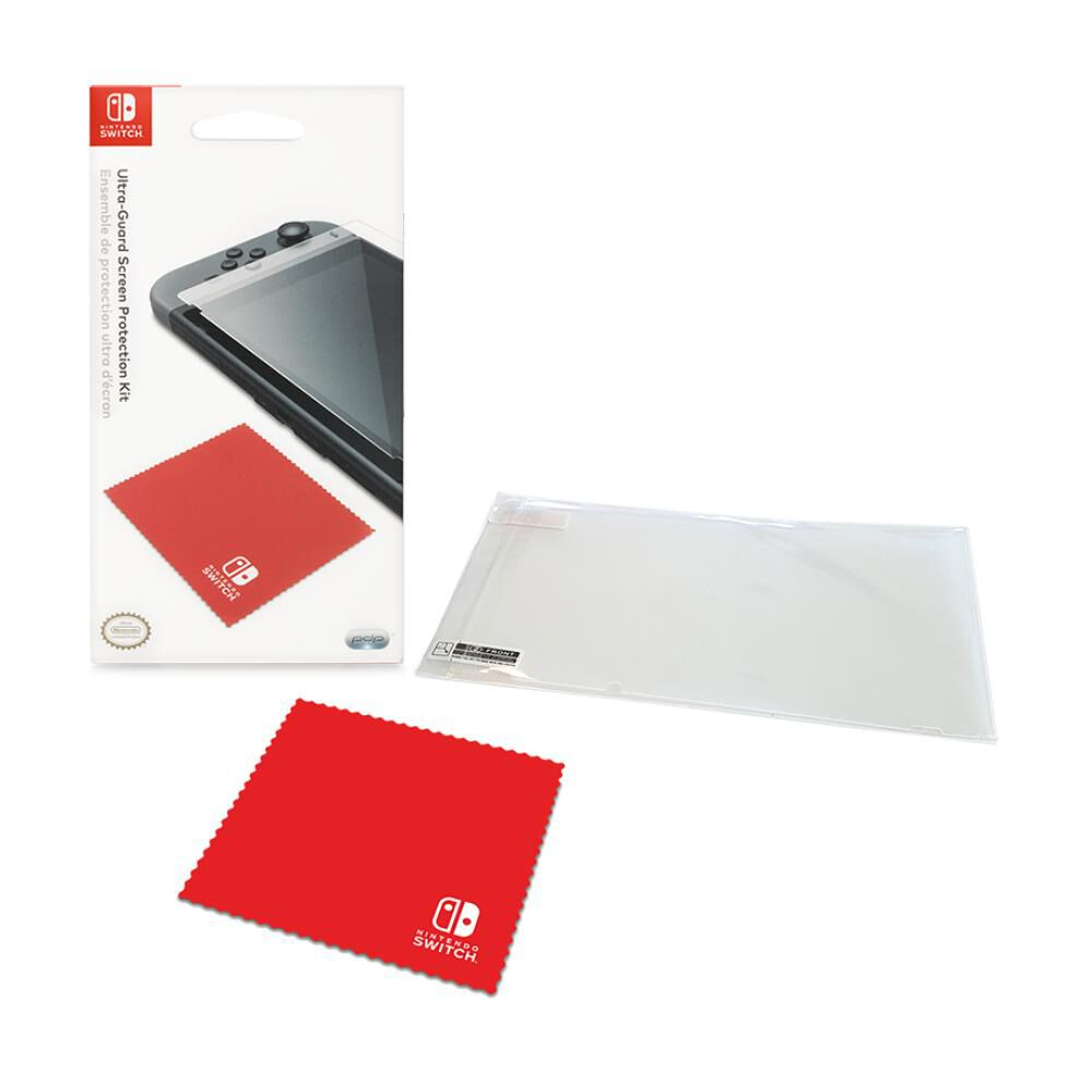 Cubre Pantalla Nintendo  Nsw Official Screen Protect Kit image number 2.0