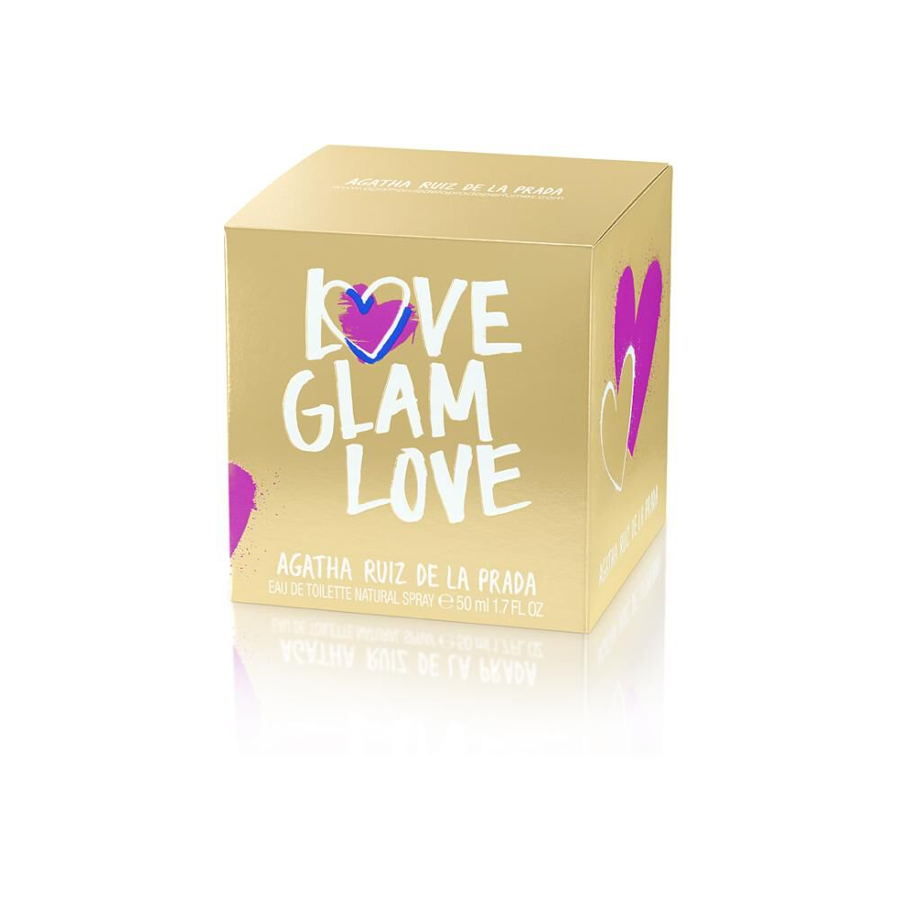 Perfume Love Glam Love Agatha Ruiz De La Prada /  / Eau De Toilette image number 2.0