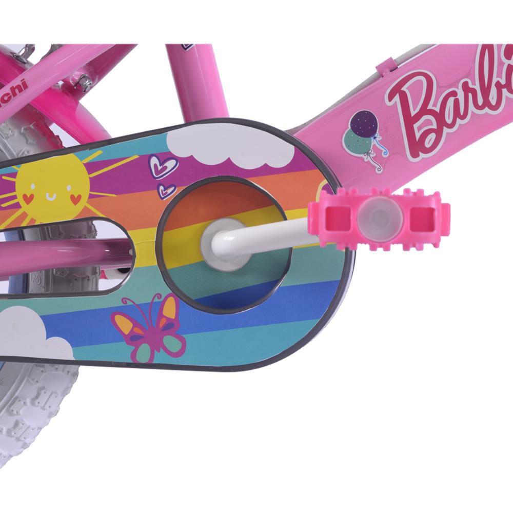 Bicicleta Infantil Bianchi Barbie 12 / Aro 12 image number 1.0