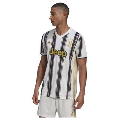 Camiseta De Fútbol Hombre Adidas 20/21 Juventus Home Jersey