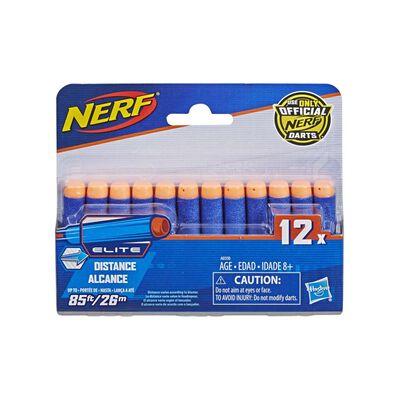 Dardos De Repuesto Nerf Elite 12
