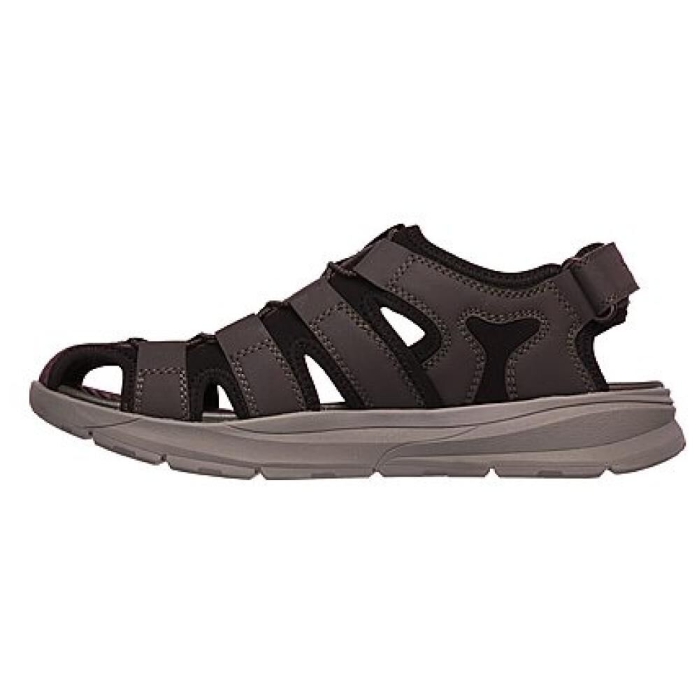 Sandalia Hombre Skechers Closed Toe Sandal image number 2.0