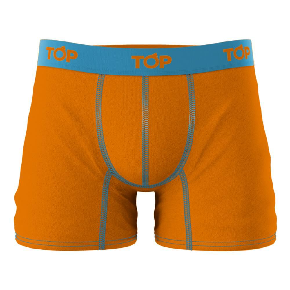 Pack Boxer Hombre Top / 5 Unidades image number 2.0