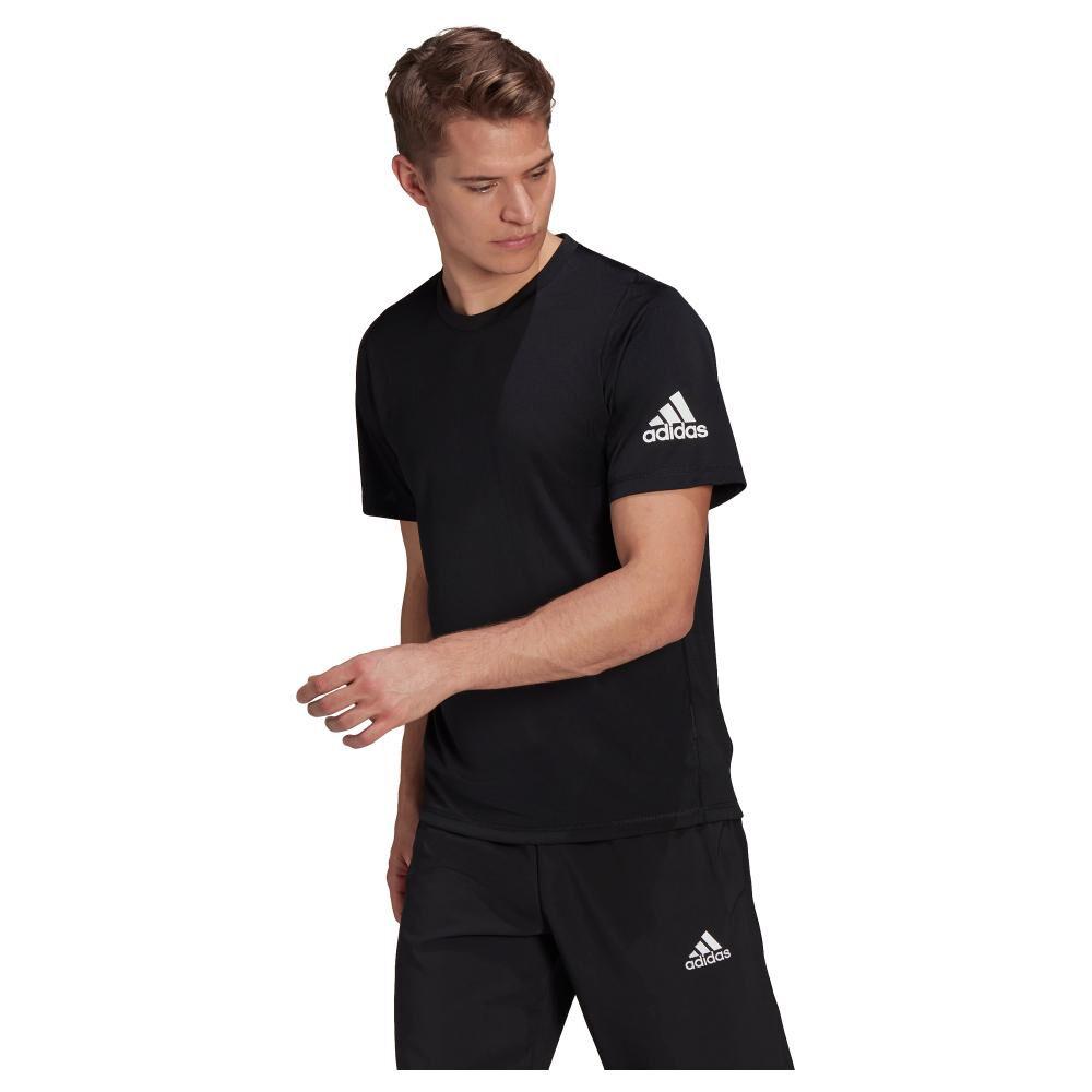 Polera Hombre Adidas Freelift Ultimate Aeroready image number 1.0