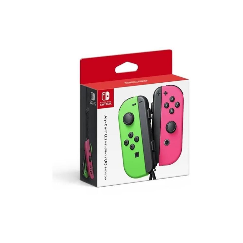Joystick Nintendo Joy-Con Neon Pink / Neon Green  - image number 0.0