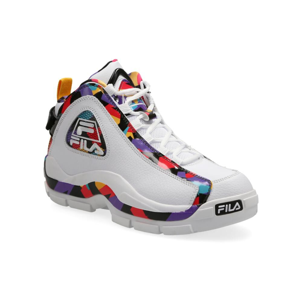Zapatilla Basketball Unisex Fila Grant Hill 2 90s image number 0.0