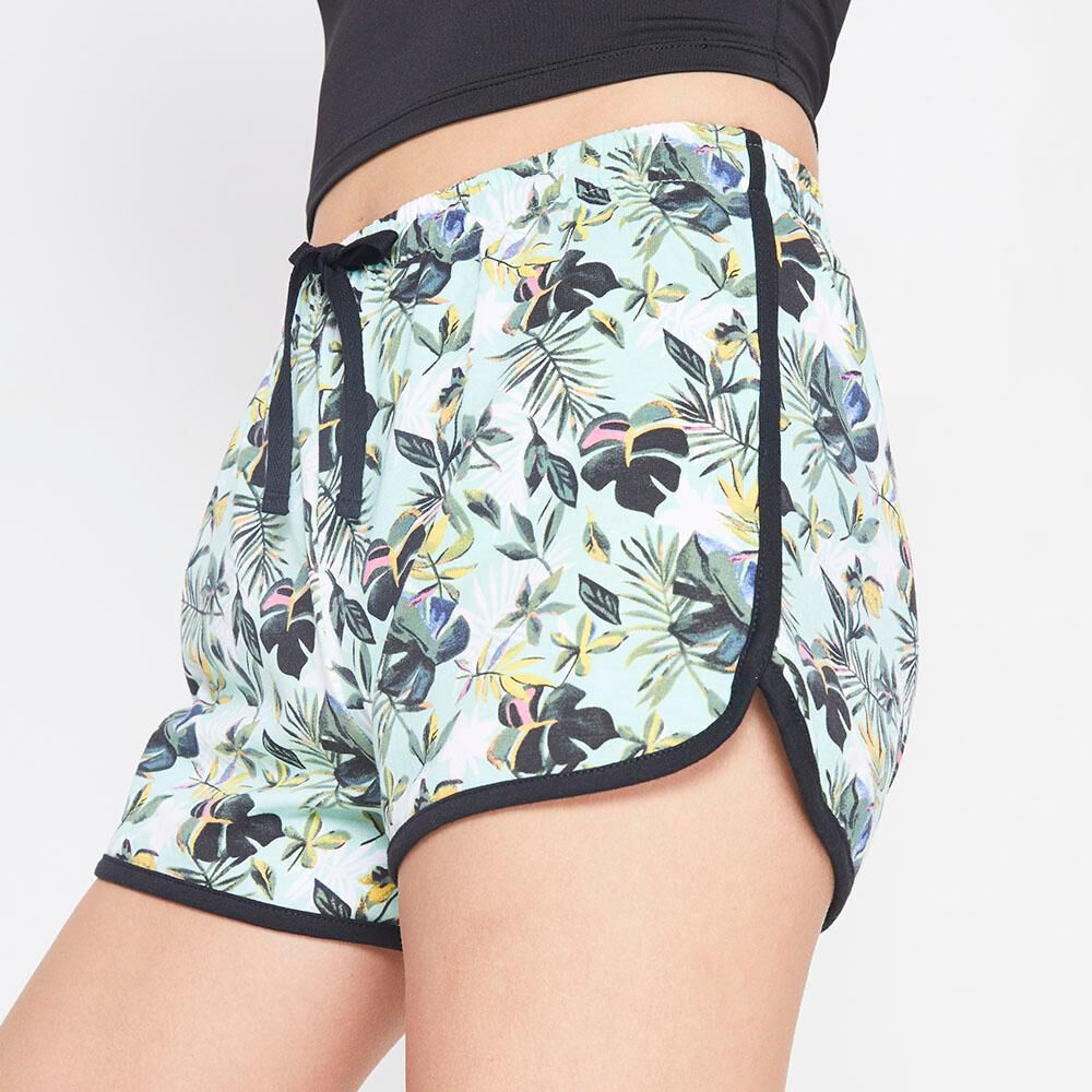 Short Corto Tipo Deportivo Mujer Freedom image number 3.0