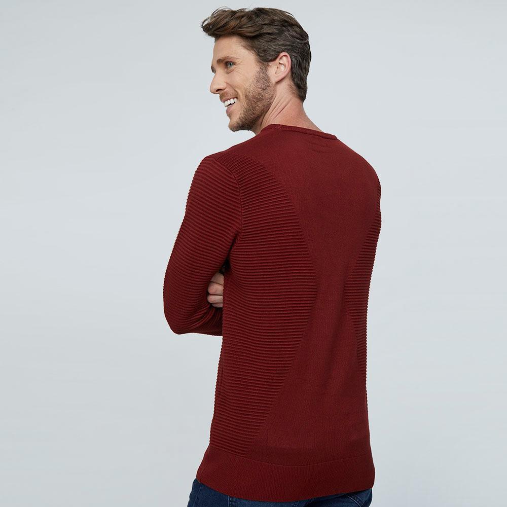 Sweater  Hombre Az Black image number 2.0