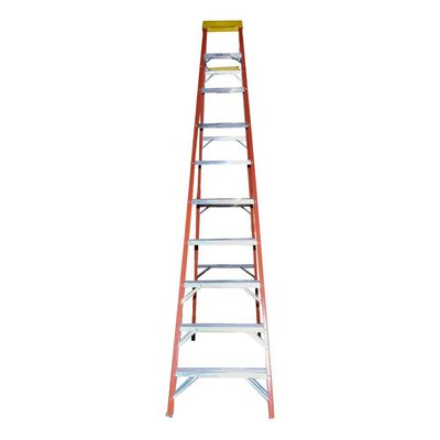 Escalera Tijera Zebrik 8 Peldaños