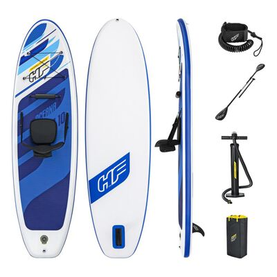 Oceana Convertible All-around Bestway Stand Up Paddle / 1 Adulto