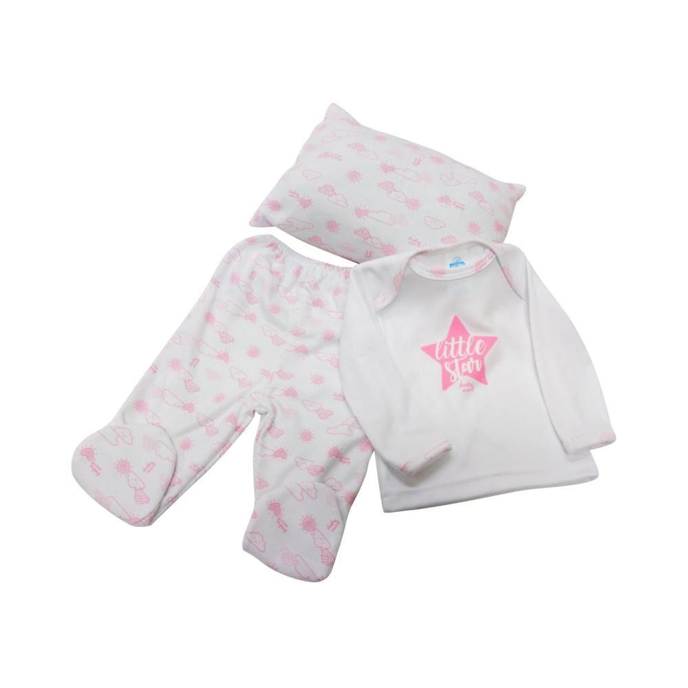 Pijama Baby Mink 3202003030 image number 0.0