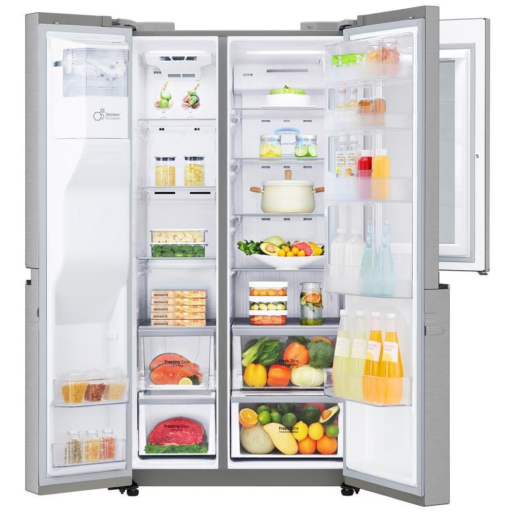 Refrigerador Side by Side LG LS64SXP / No Frost / 592 Litros image number 3.0