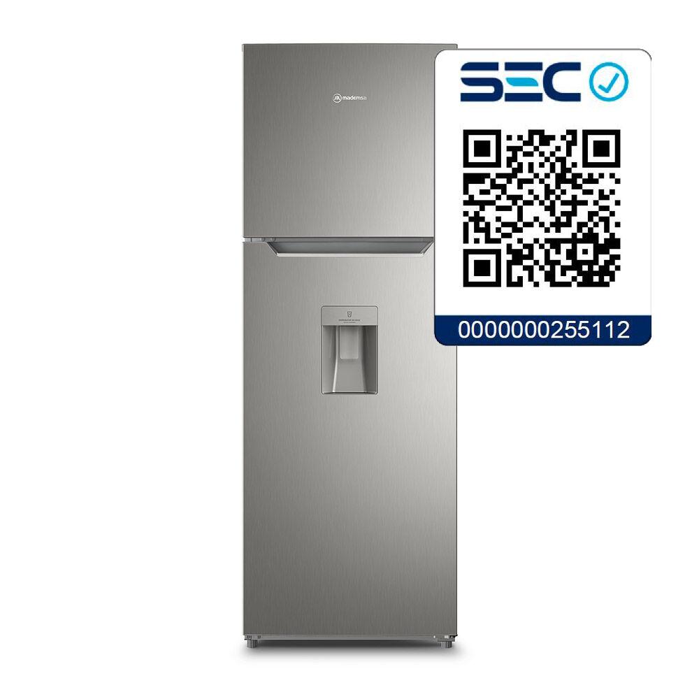 Refrigerador Top Freezer Mademsa Altus 1350W / No Frost / 342 Litros image number 3.0