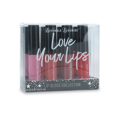 Set De Labios Loveable Luxuries Love Your Lips