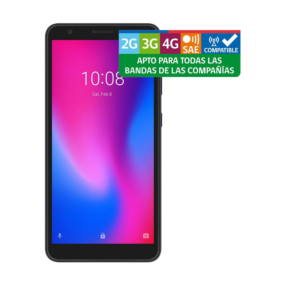 Smartphone Zte A3 2020 Blade Negro 32 Gb - Wom image number 3.0